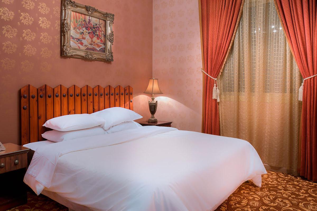 Meilleurs hôtels de Djeddah-Al Basmah Coral Resort