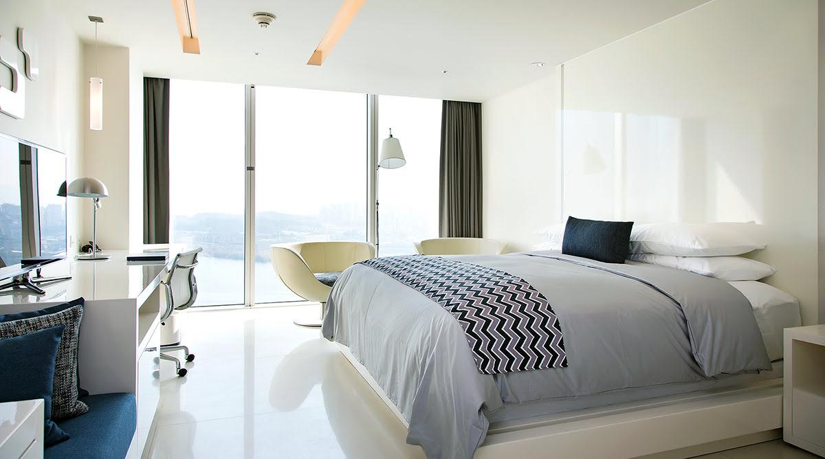 Best hotels in Seoul-South Korea-Vista Walkerhill Seoul