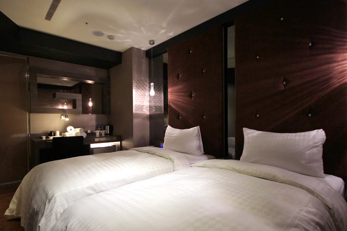 Family hotels in Taipei-kid-friendly-accommodations-Hotel G7 Taipei