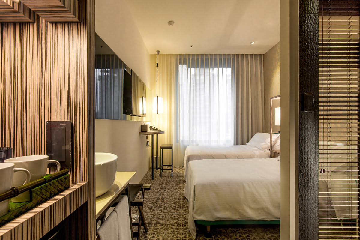 Family hotels in Taipei-kid-friendly-accommodations-Lacle Hotel Taipei