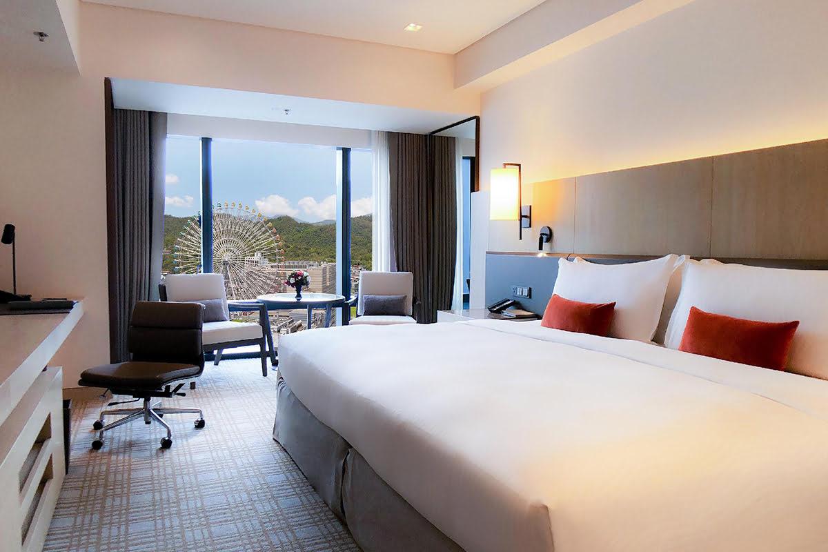 Family hotels in Taipei-kid-friendly-accommodations-Taipei Marriott Hotel