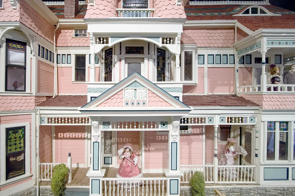 Family hotels in Taipei-kid-friendly-accommodations-Zhongshan-Miniatures Museum of Taiwan