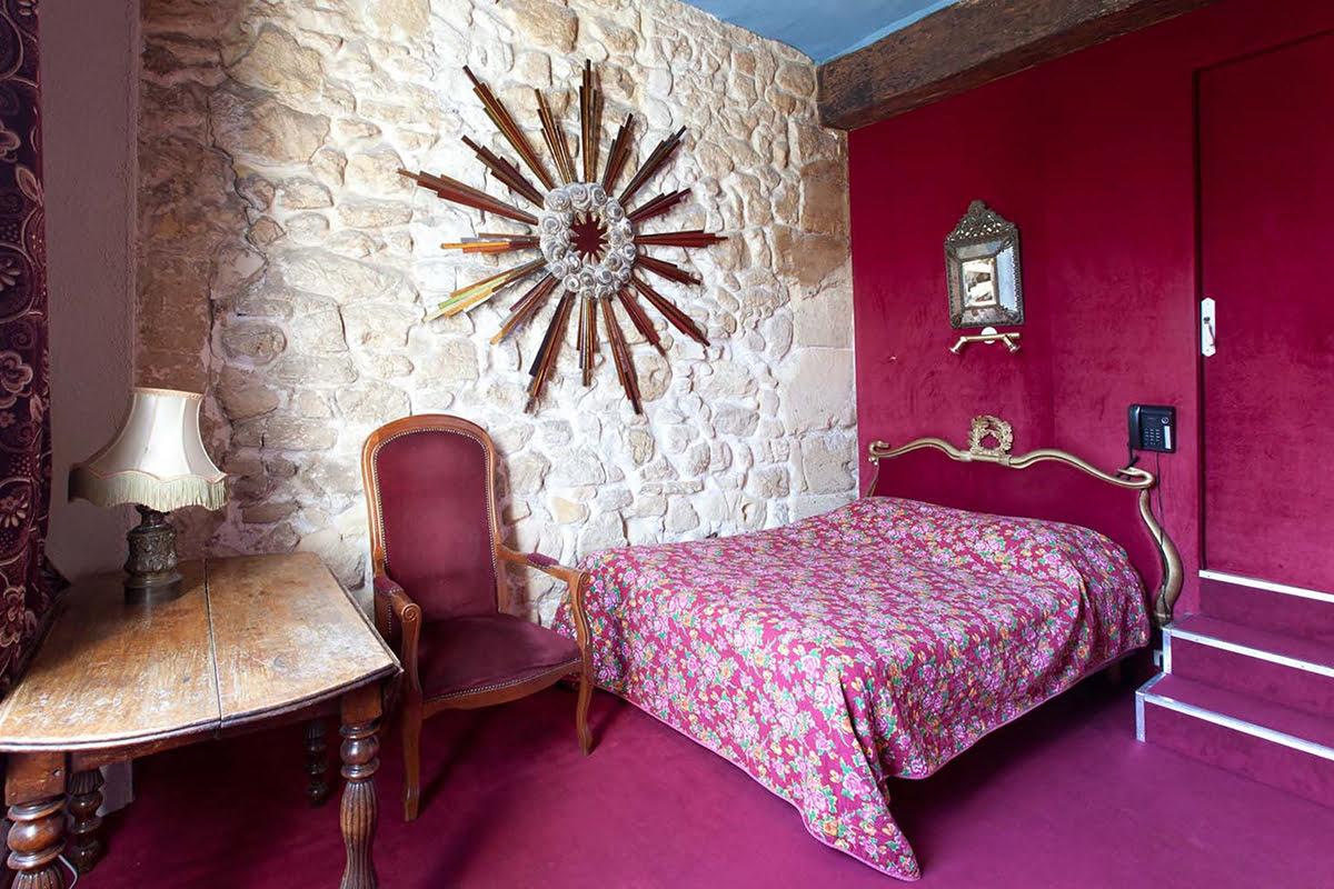 Latin Quarter-Paris-Hotel Esmeralda