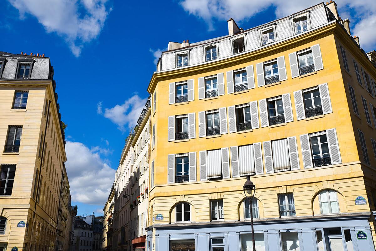 Latin Quarter-Paris-Place de l'Odeon