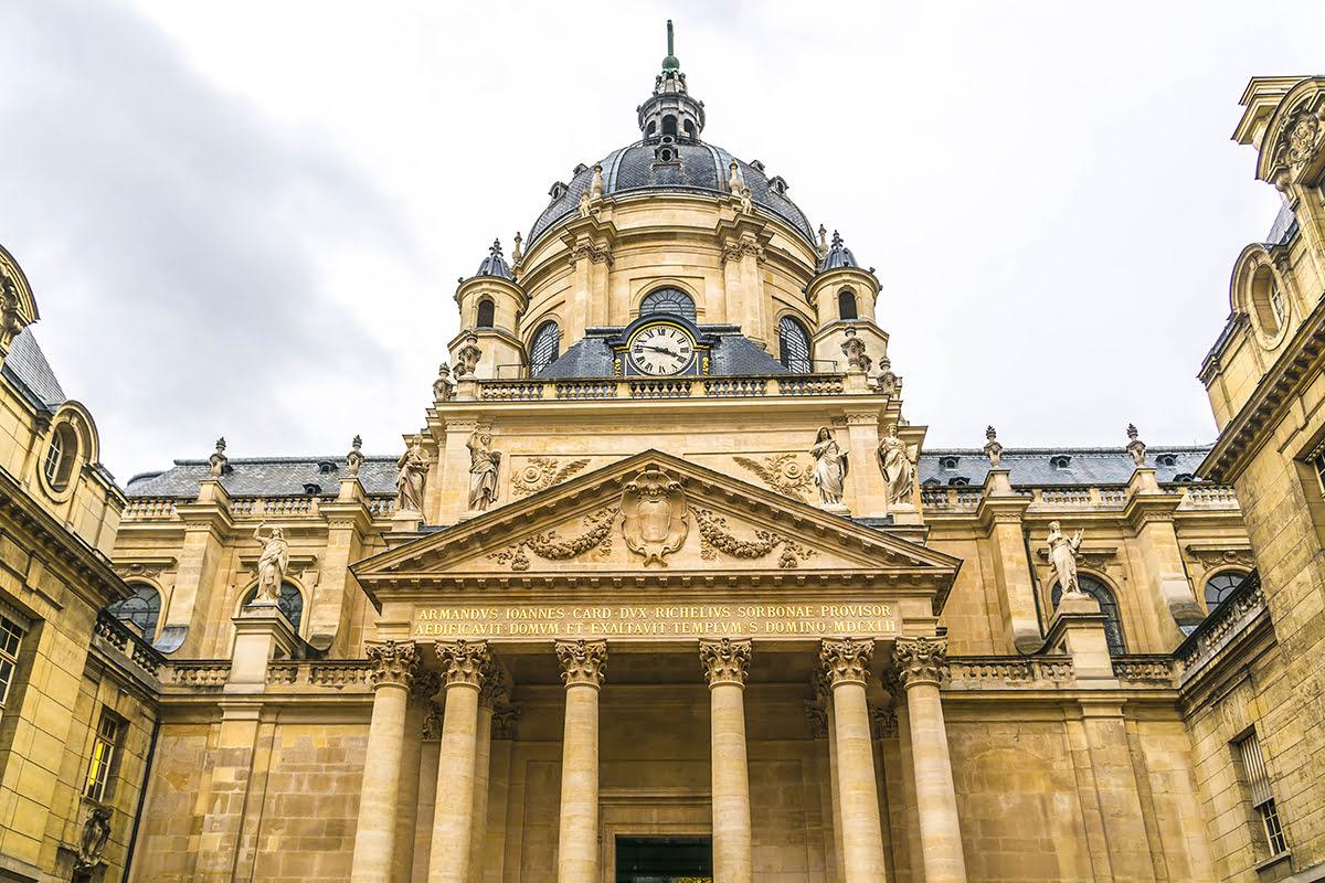 Latin Quarter-Paris-Sorbonne University