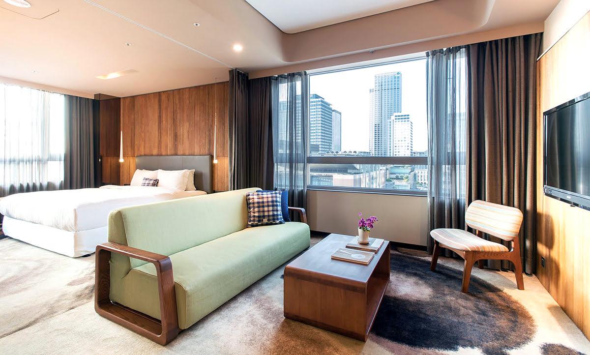 Luxury hotels in Taipei-Taiwan-Home Hotel