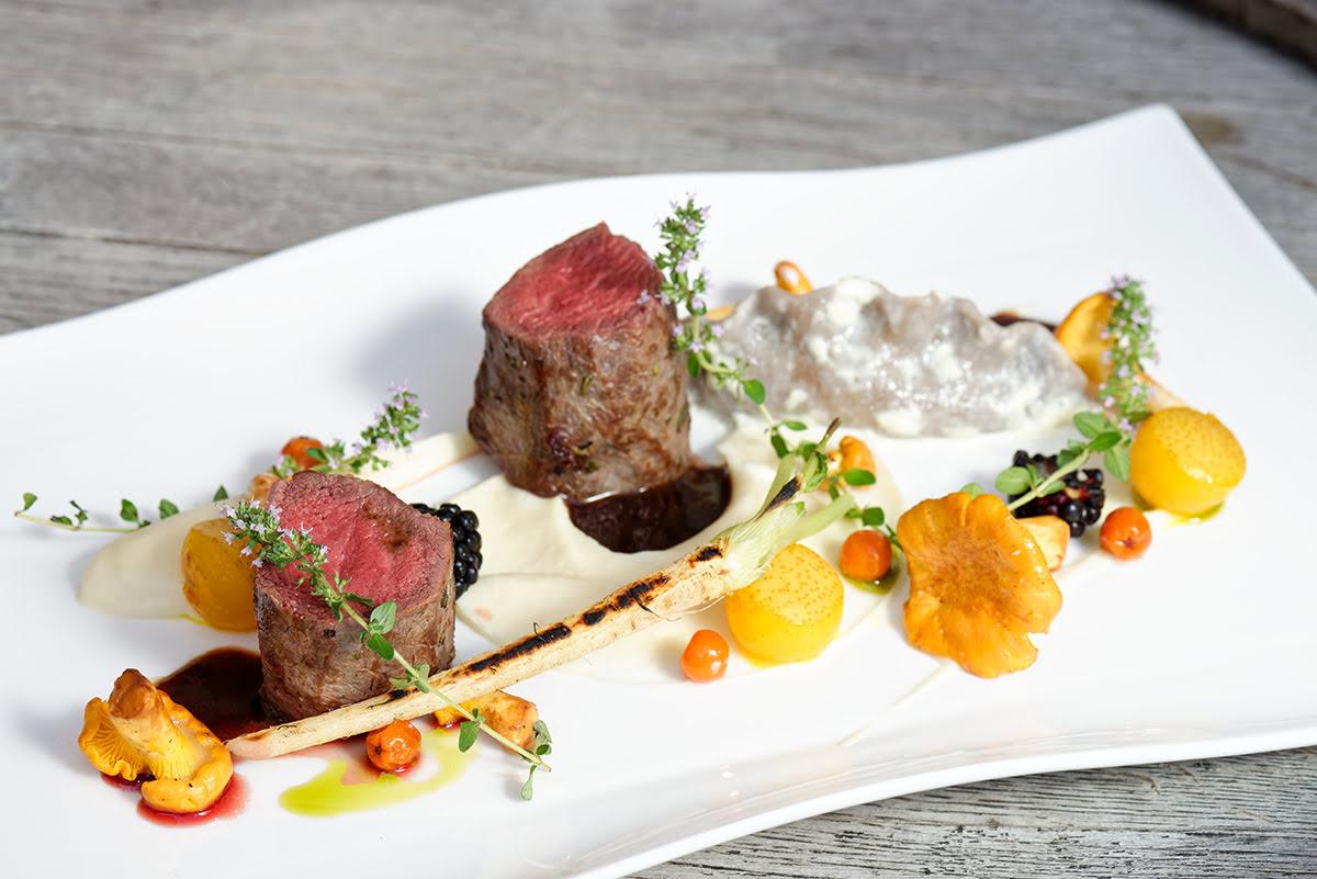 Paris food-Haute French cuisine