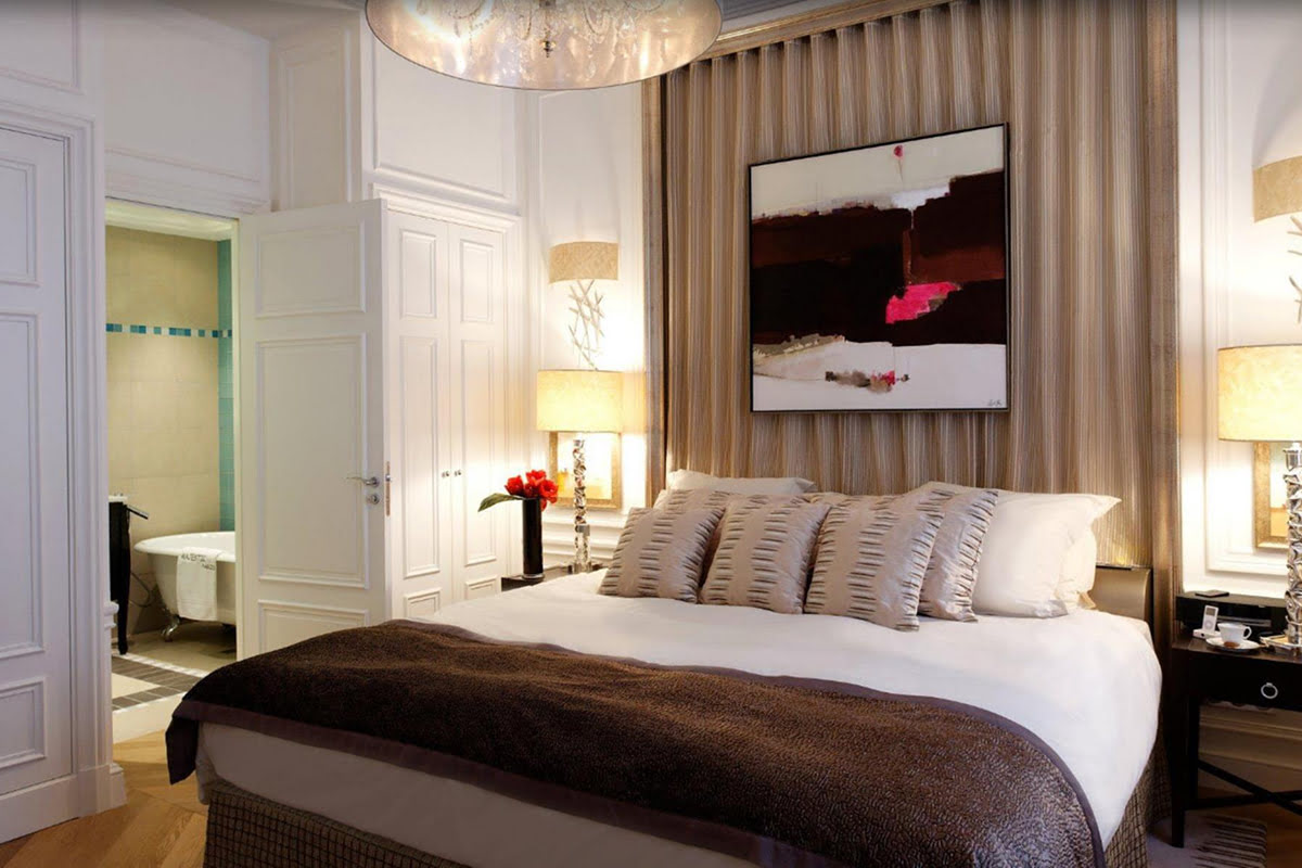 Paris food-Majestic Hotel Spa
