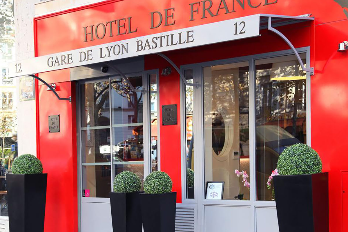 Paris markets-shopping-flea markets-France-Hotel de France Gare de Lyon Bastille