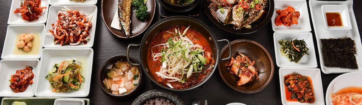 Seoul food-Seoul-Featured photo (1200x350) Korean dishes