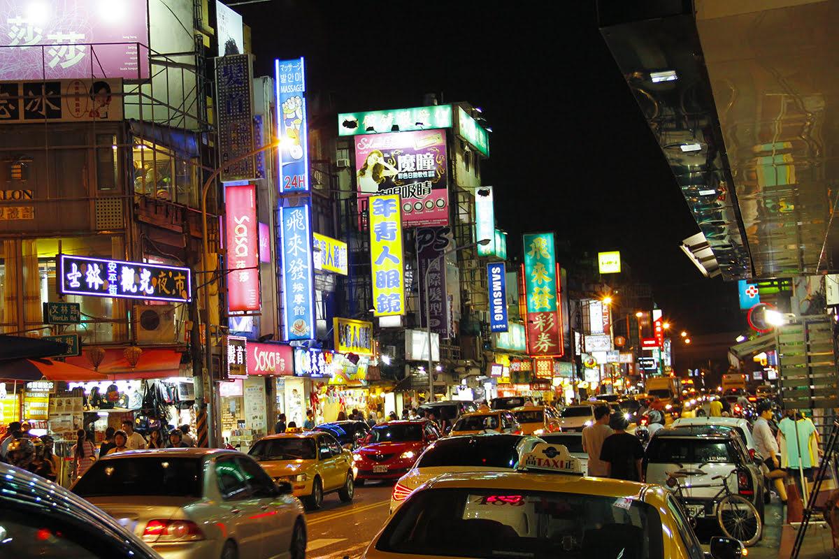 Taipei night market-shopping-Japan-Shilin Night Market