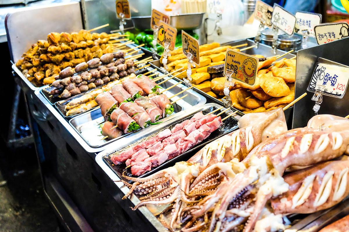 Taipei shopping-Taipei market
