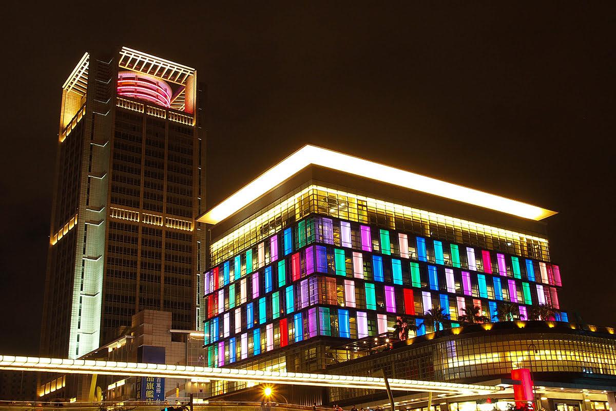 Hotels near Shin Kong Mitsukoshi Mall (Taipei Nanxi), Taipei