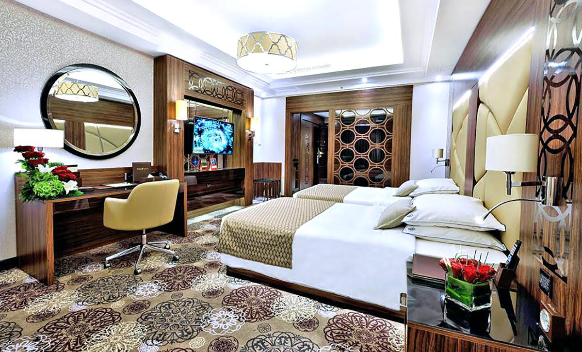 吉達遊玩-沙烏地阿拉伯-卡薩布蘭卡大飯店