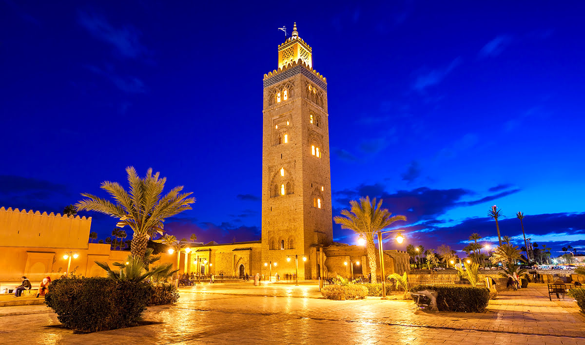 Things to do in Marrakech-Morocco-Koutoubia Mosque