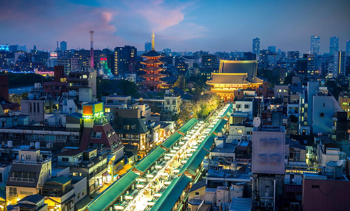Tokyo shopping-what to buy-Japan-Asakusa