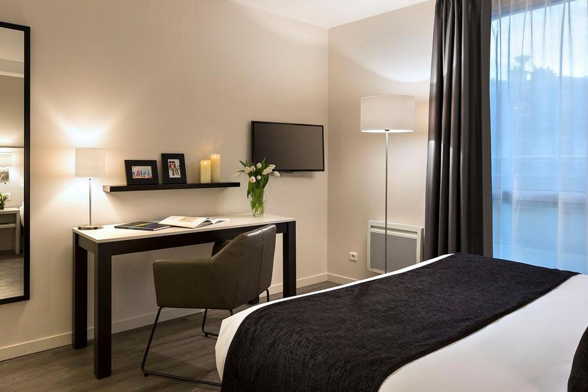 Where to stay in Paris-Citadines Montmartre Paris