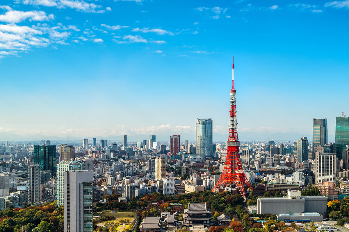Where to stay in Tokyo-Japan-Roppongi Area