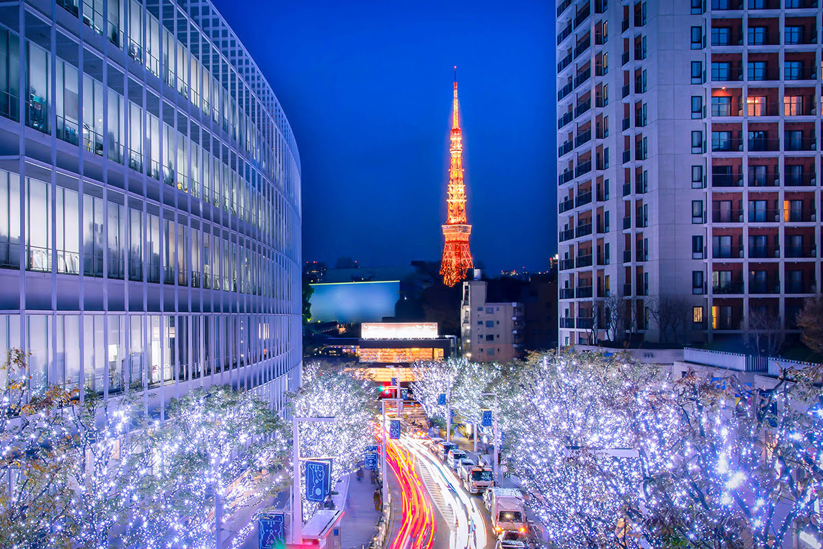Where to stay in Tokyo-Japan-Roppongi
