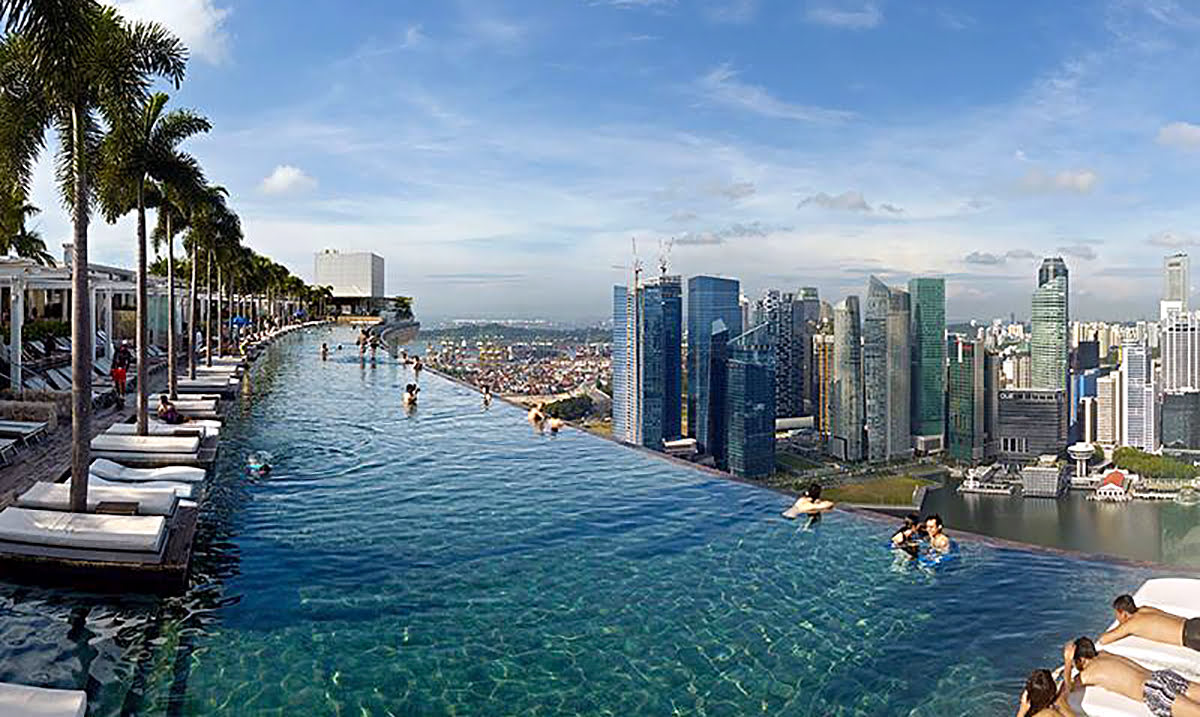 Hotels in Singapore-Marina Bay Sands