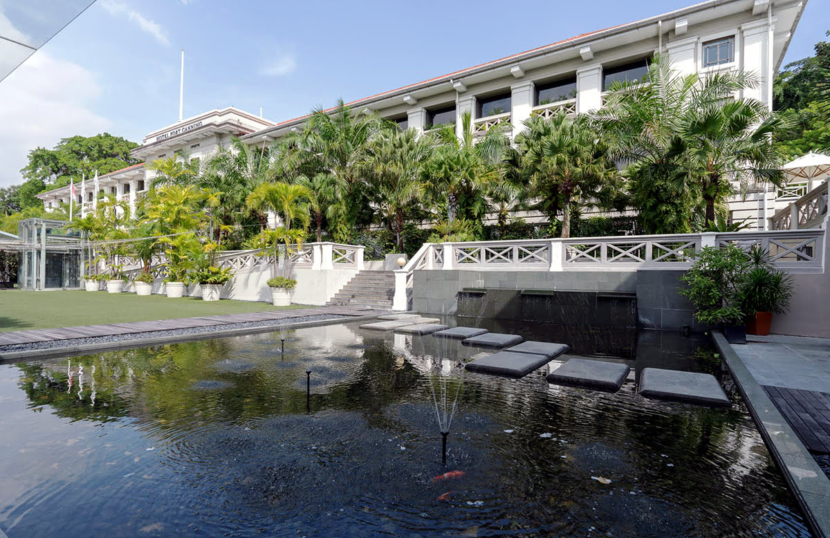 Quiet hotels-certified-rooms-accommodations-Hotel Fort Canning