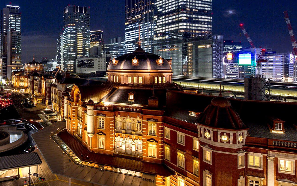 Quiet hotels-certified-rooms-accommodations-The Tokyo Station Hotel