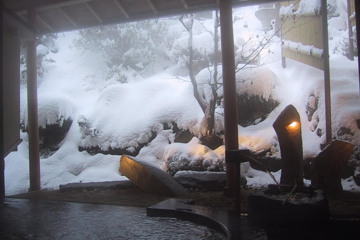 Nara hot springs-Japanese baths-Hanaya Tokubei