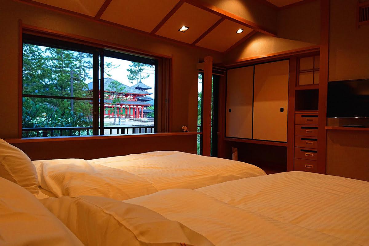 Nara hot springs hotels-Japan onsen-Kasuga Hotel