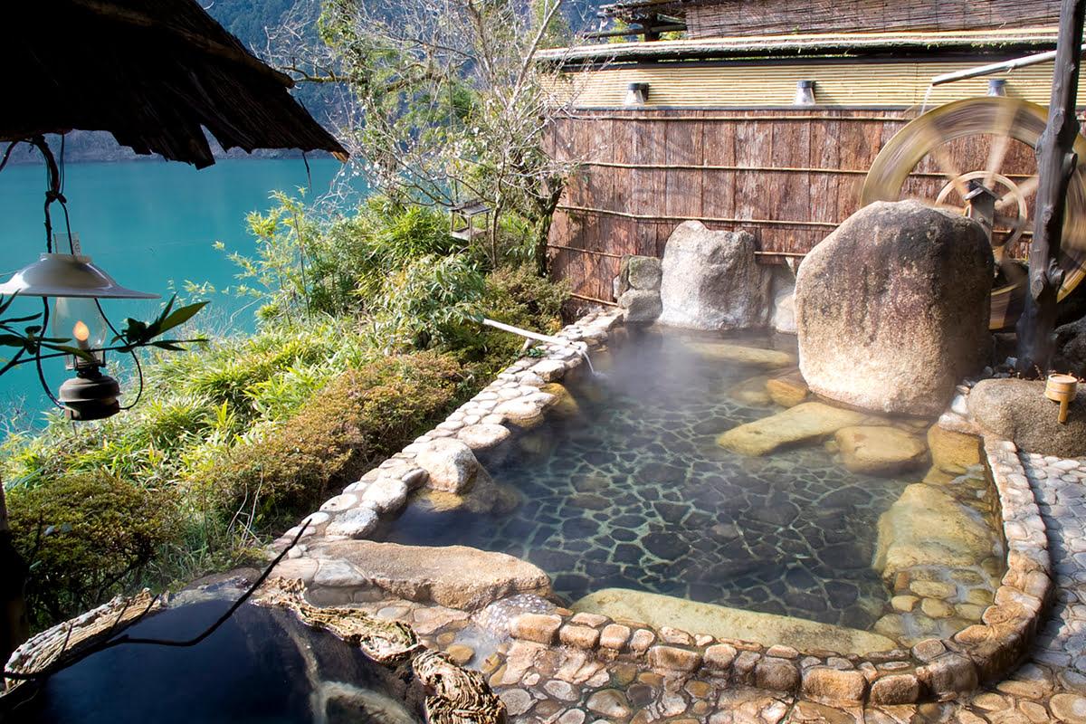 Nara onsen-Japanese bath-Kosenkaku Yoshinoya