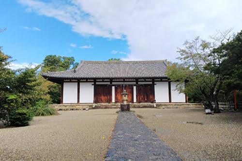 Nara temples-Shin Yakushiji Temple