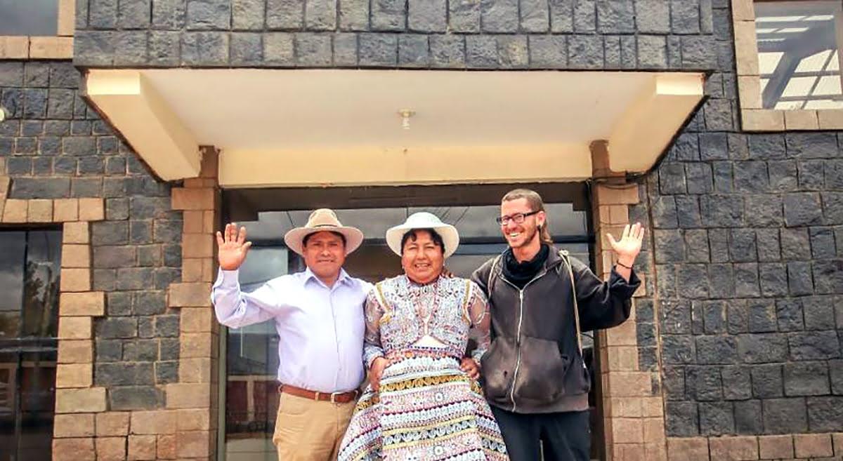 Hotels in Peru-backpacking-hiking trip-Rumi Wasi