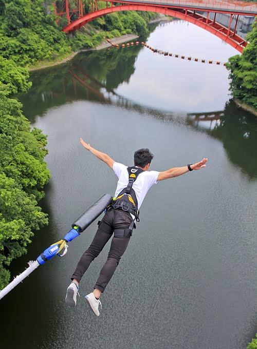 Things to do in Nara-Kaiun Bungee