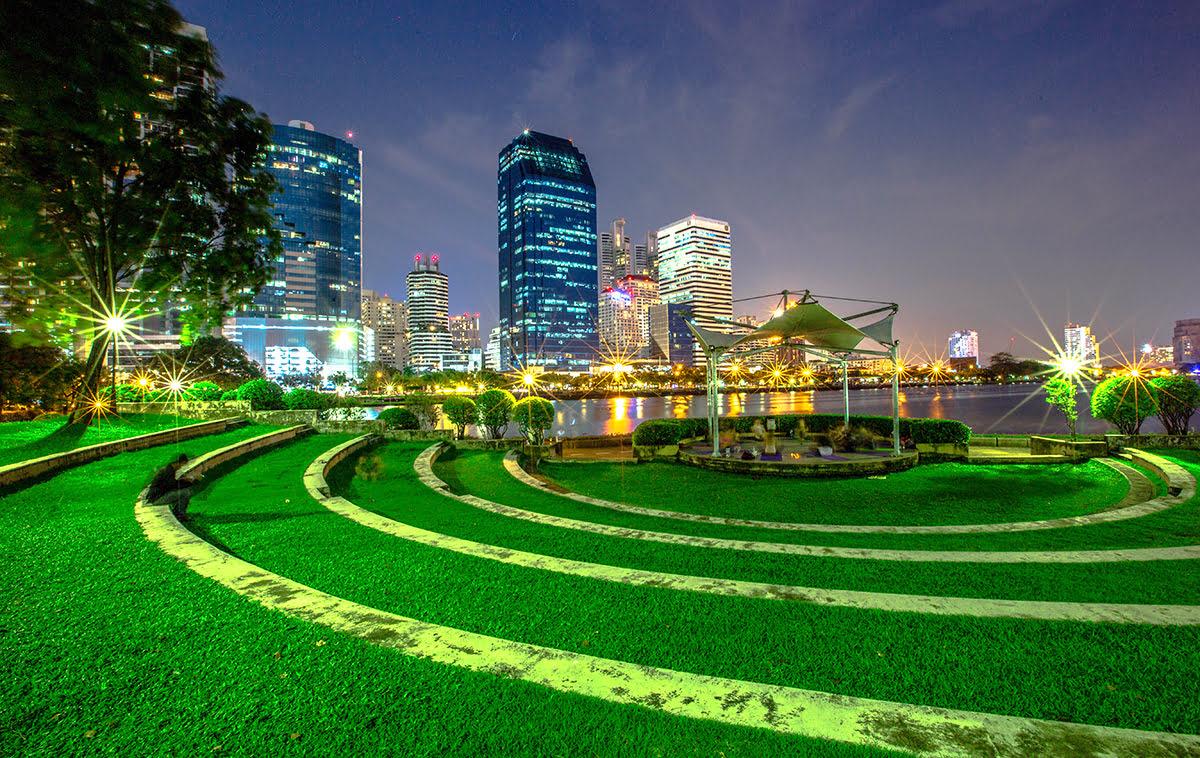 Bangkok vacation rentals-holiday homes-Thailand-Benjakitti Park