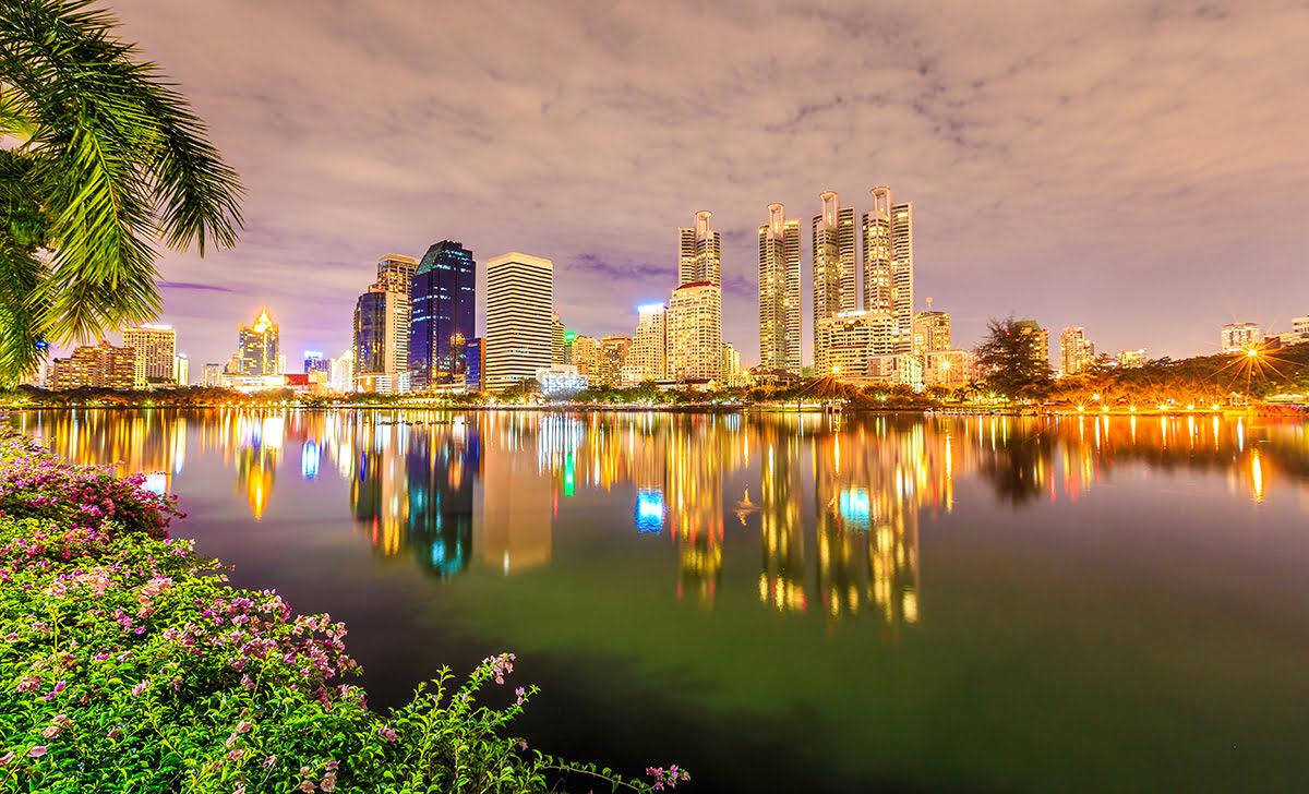 Bangkok vacation rentals-holiday homes-Thailand-Benjasiri Park
