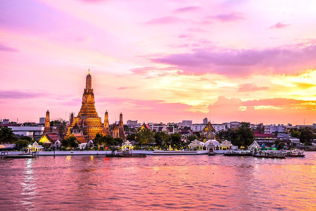 Bangkok vacation rentals-holiday homes-Thailand-Chao Phraya River-Sathon Pier