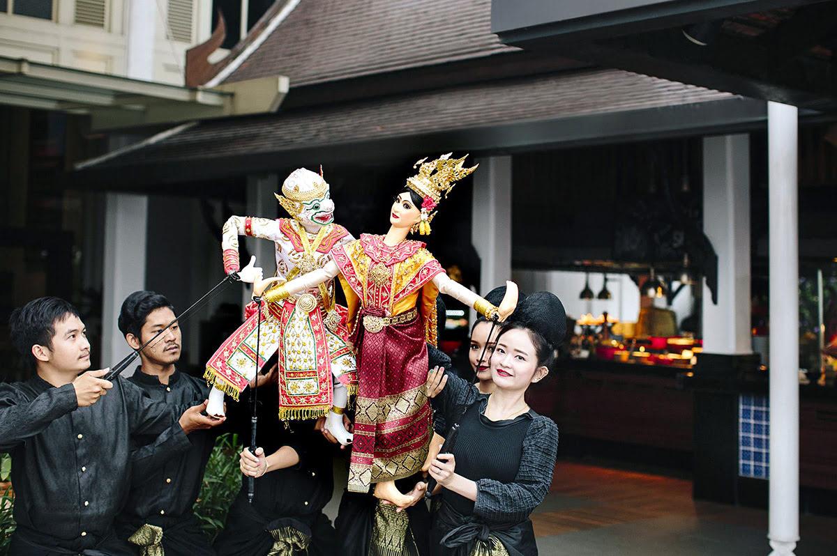 Du lịch Băng Cốc-Thái Lan-Những khách sạn tốt nhất