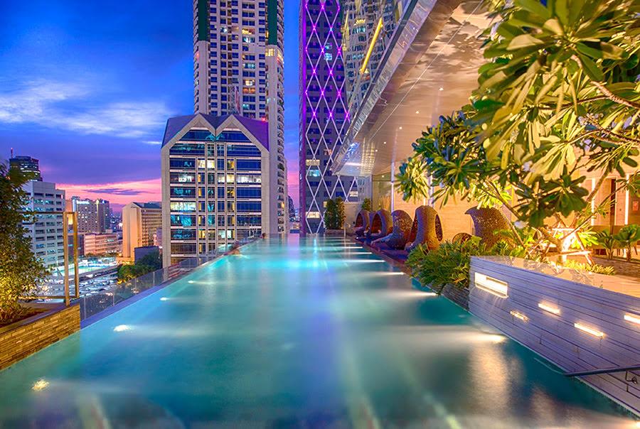 Các khách sạn tại Băng Cốc-du lịch-Thái Lan-Eastin Grand Hotel Sathorn