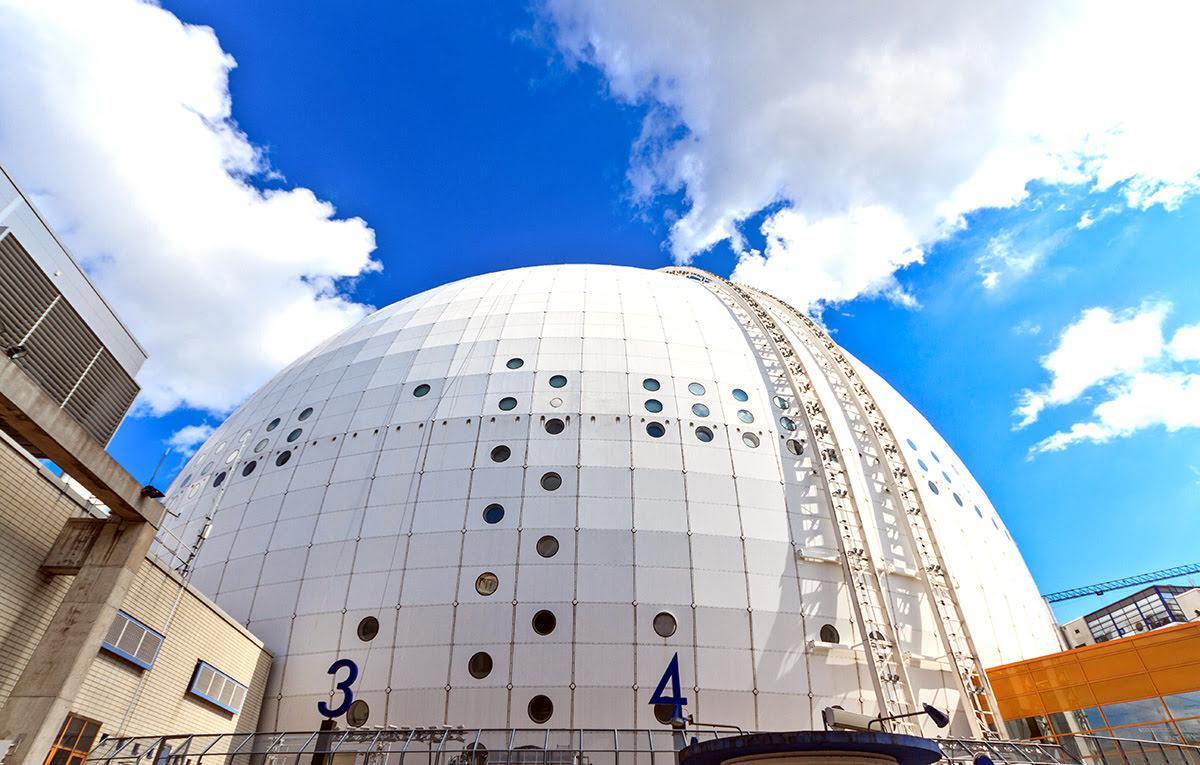 Swedish architecture-Sweden-Ericsson Globe