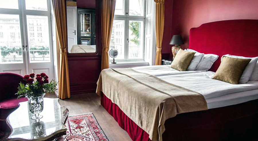 Swedish hotels-hotels in Sweden-Hotel Eggers