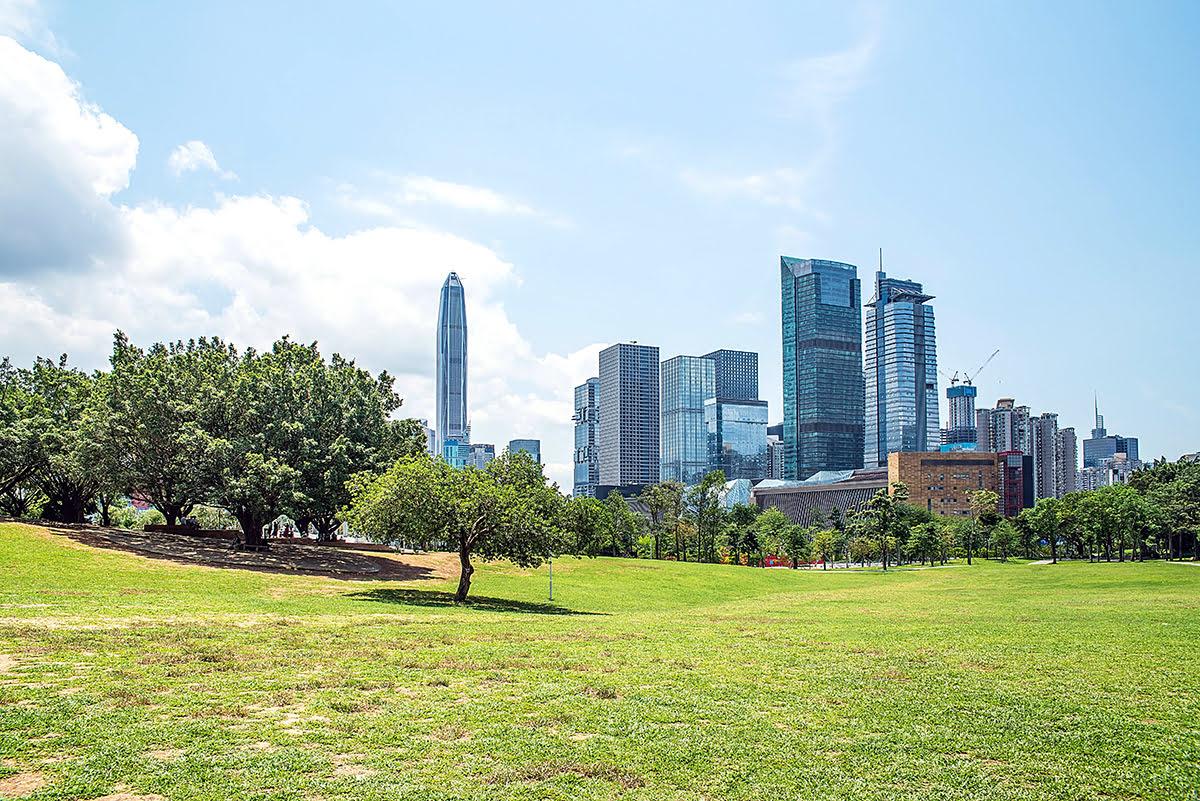 Things to do in Shenzhen-China-Lianhuashan Park