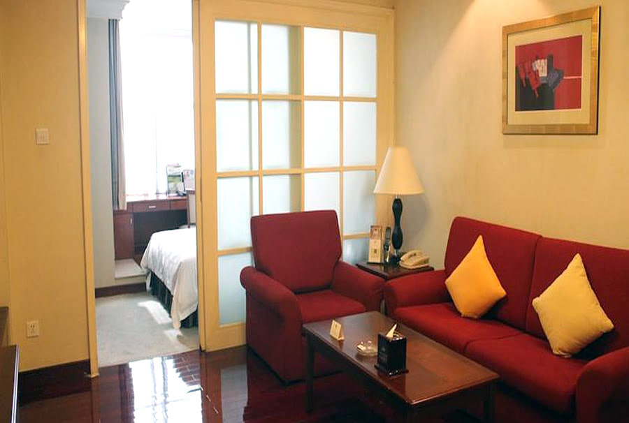 Hotels in Shenzhen-things to do-Metropark Hotel