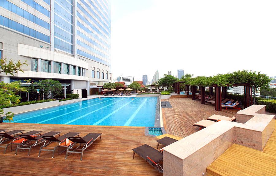 Best hotels in Bangkok-Thailand-Pathumwan Princess Hotel