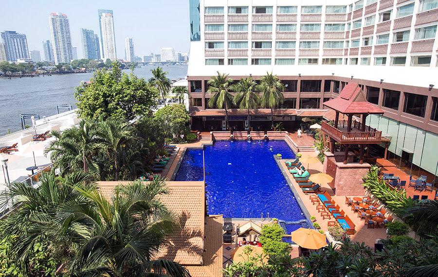 Best hotels in Bangkok-Thailand-Ramada Plaza Bangkok Menam Riverside