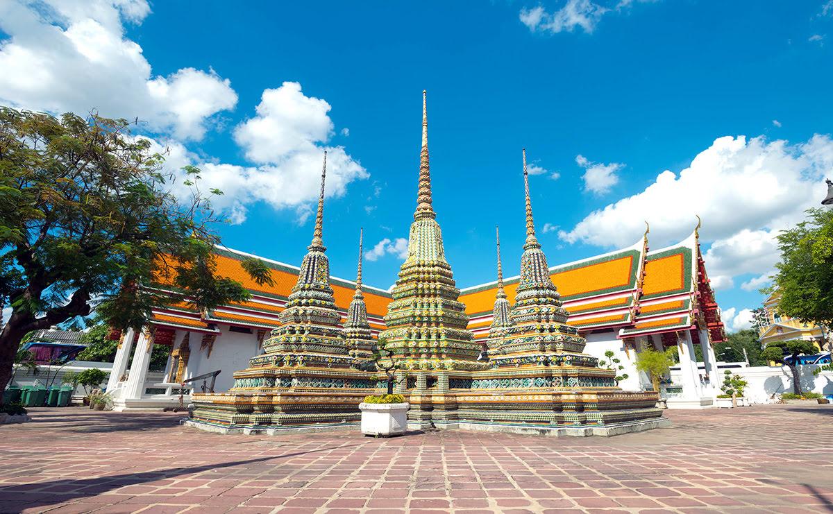 Du lịch Băng Cốc-Thái Lan-Wat Pho