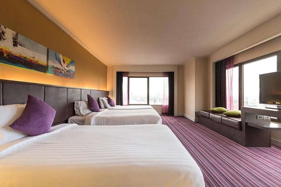 Hotels in Bangkok-Grand China Hotel
