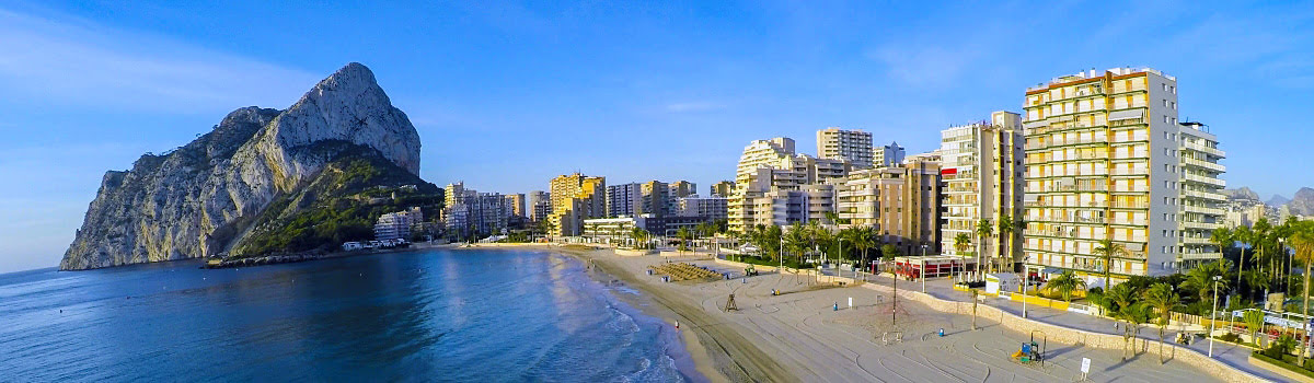 Featured photo-Calpe coastline-things to do in Calpe-Spain