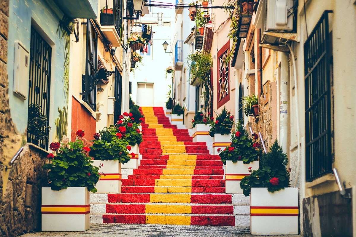 Things to do in Calpe-Spain-Old Town