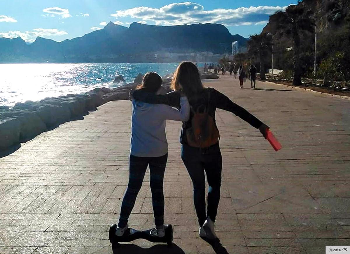 Things to do in Calpe-Spain-Promenade