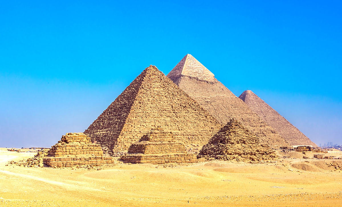 Attractions in Egypt-The Great Pyramid of Giza