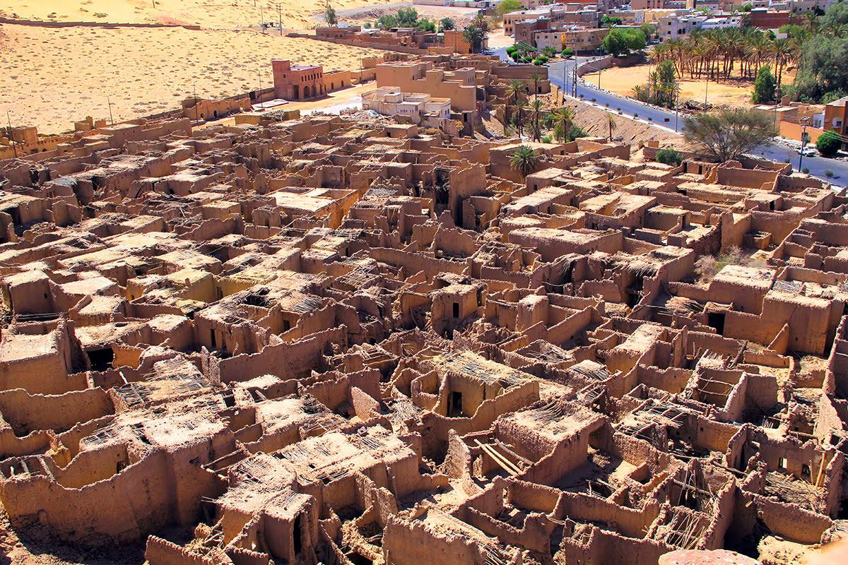 Landmarks in Saudi Arabia-historic sites-Al Ula Heritage Village